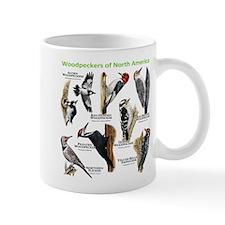 Woodpeckers of North America Mug