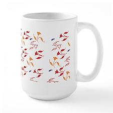 """""""Mina"""" Vintage Mug"""