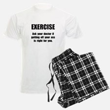 Exercise Doctor Pajamas