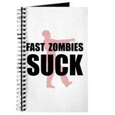 Fast Zombies Journal