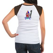 Our Commander in Chief Women's Cap Sleeve T-Shirt
