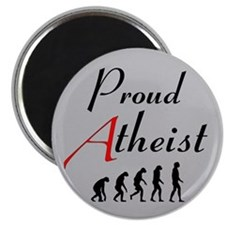 Proud Atheist Magnet