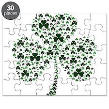 Irish Shamrocks Puzzle
