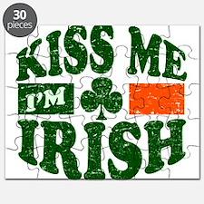 Kiss Me Im Irish Puzzle