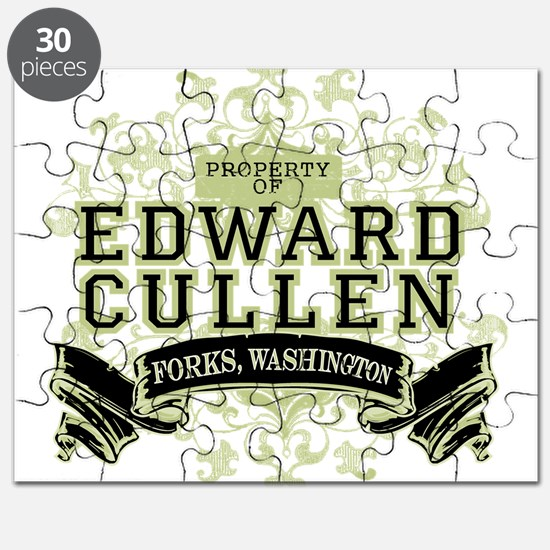 Property of Edward Cullen Puzzle