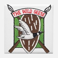 Wild Geese Tile Coaster