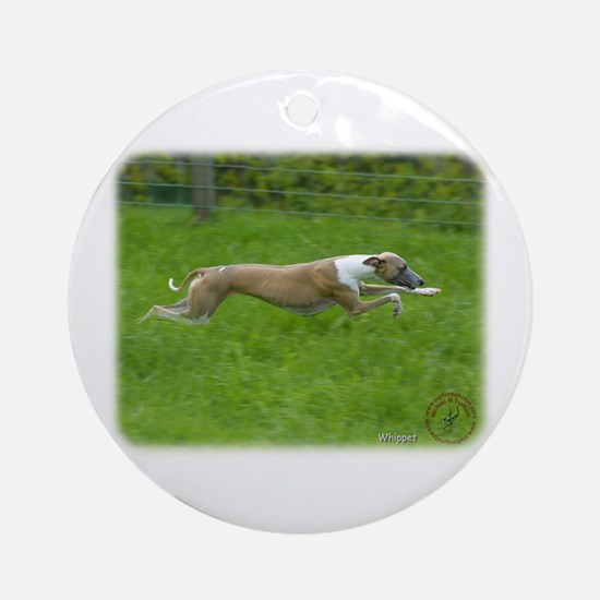 Whippet 9R046D-102 Ornament (Round)