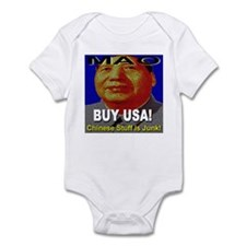 BUY USA! Infant Bodysuit
