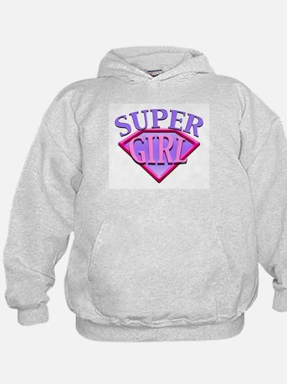 Super Girl (Pink) Hoodie