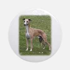 Whippet 9Y879D-052 Ornament (Round)