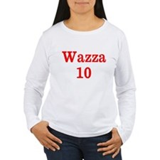 Wazza 10 Long Sleeve T-Shirt