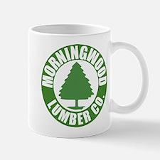 Morning Wood Lumber Co. Mug