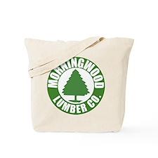 Morning Wood Lumber Co. Tote Bag