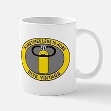 Sometimes Less Is More Mug