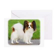 Papillon AC032D-037 Greeting Cards (Pk of 10)
