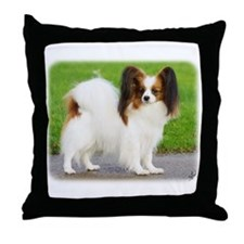 Papillon AC032D-037 Throw Pillow