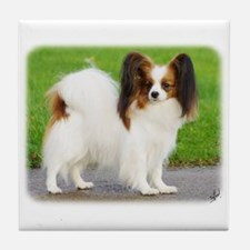 Papillon AC032D-037 Tile Coaster