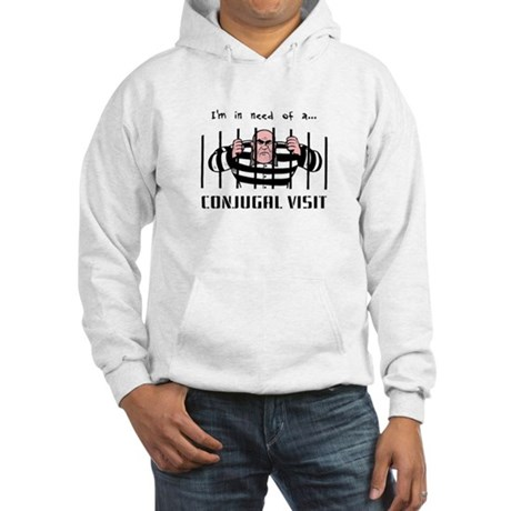 Conjugal Visit Hooded Sweatshirt