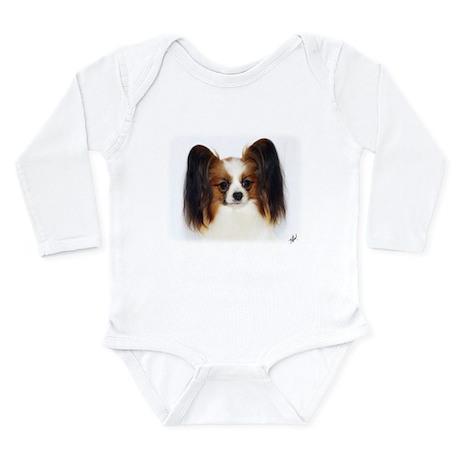 Papillon AC032D-056 Long Sleeve Infant Bodysuit
