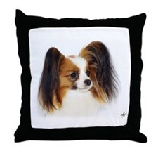 Papillon AC032D-058 Throw Pillow