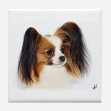 Papillon AC032D-058 Tile Coaster