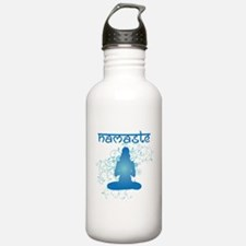 Yoga Namaste Water Bottle