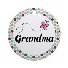Grandma Ornament Mother's Day Gift