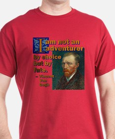 Not An Adventurer T-Shirt
