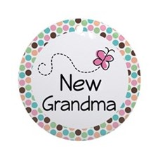 New Grandma Ornament Gift Keepsake