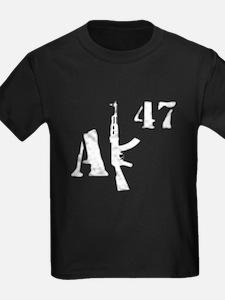 AK 47 (white) T