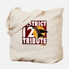 District 12 Tribute Tote Bag