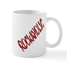 ROCKAHOLIC-RED Mug
