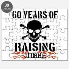 60 years of raising hell Puzzle