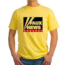 3-faux news T-Shirt