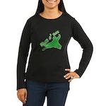 Shamorai 2 Women's Long Sleeve Dark T-Shirt