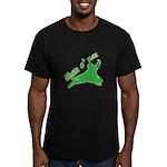 Shamorai 2 Men's Fitted T-Shirt (dark)
