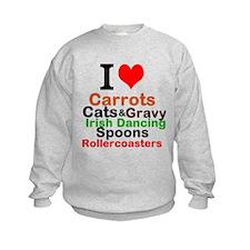 I Heart One Direction Sweatshirt