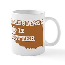 Oklahomans Do It Better Mug
