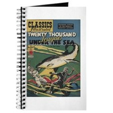 20,000 Leagues Under the Sea Journal