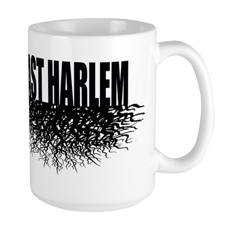 East harlem Large Mug