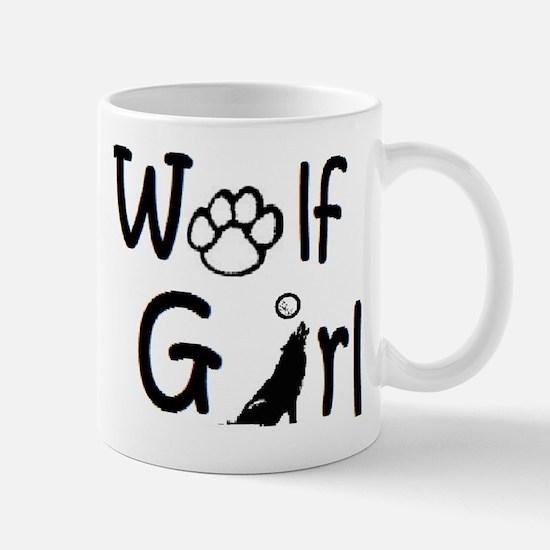 WolfGirl Mugs