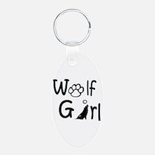 Unique Wolf Keychains