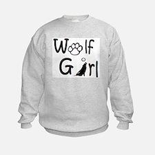 Cute Wolf Sweatshirt