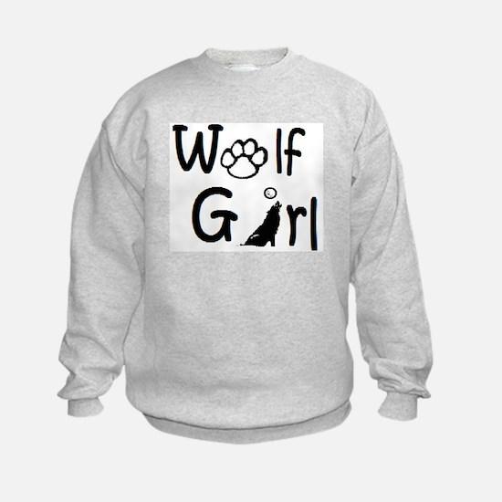 Unique Wolf Sweatshirt