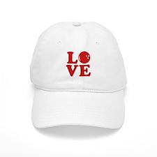 Love Bowling Baseball Cap