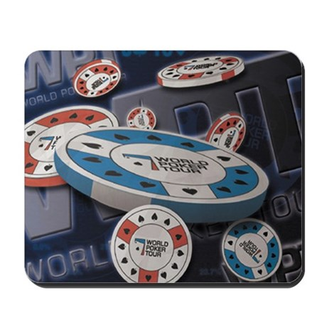 WPT Poker Mousepad