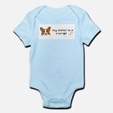 CorgitanSister Body Suit