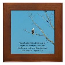 Eagle Framed Tile