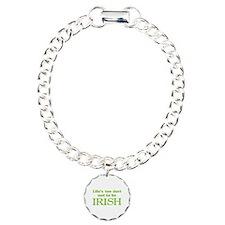 IRISH Charm Bracelet, One Charm