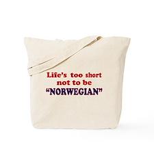 NORWEGIAN Tote Bag